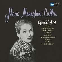 Maria Callas - Lyrische & Koloraturarien, CD