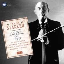 Janos Starker - Icon Series, 9 CDs