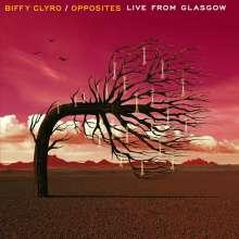 Biffy Clyro: Opposites: Live From Glasgow 2013, CD