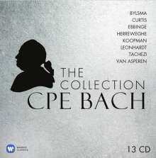 Carl Philipp Emanuel Bach (1714-1788): Carl Philipp Emanuel Bach - The Collection, 13 CDs