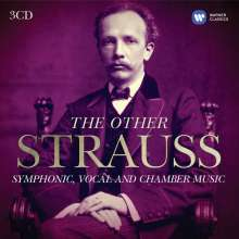 Richard Strauss (1864-1949): Richard Strauss - The Other Strauss, 3 CDs