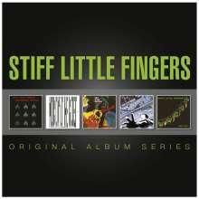 Stiff Little Fingers: Original Album Series, 5 CDs