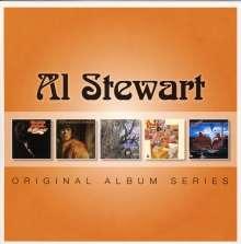 Al Stewart: Original Album Series, 5 CDs