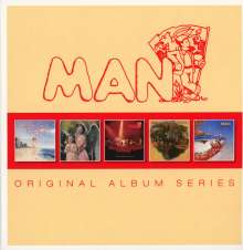 Man: Original Album Series, 5 CDs