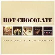 Hot Chocolate: Original Album Series, 5 CDs