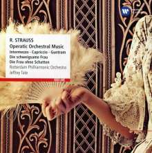 Richard Strauss (1864-1949): Orchesterwerke, CD