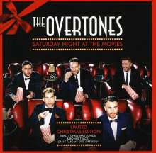 The Overtones: Saturday Night At The Movies (Limited Christmas Edition), CD