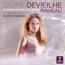 Jean Philippe Rameau (1683-1764): Le Grand Theatre de l'amour - Opernarien, CD