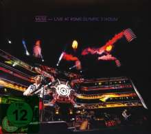 Muse: Live At Rome Olympic Stadium (CD + Blu-ray), CD
