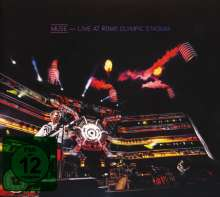 Muse: Live At Rome Olympic Stadium (CD + DVD), 2 CDs