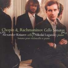 Alexander Kniazev,Cello, CD