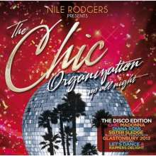 Nile Rodgers Presents Chic Organisation: Up All Night (The Disco Edition), 2 CDs
