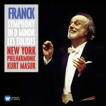 Cesar Franck (1822-1890): Symphonie d-moll, CD