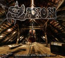 Saxon: Unplugged And Strung Up, 2 CDs