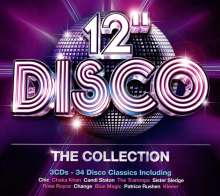 """12"""" Disco: The Collection, 3 CDs"""