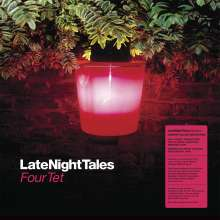 Four Tet: Late Night Tales (remastered) (180g) (Limited Collectors Edition), 2 LPs