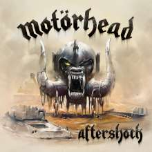 Motörhead: Aftershock (Limited Edition), CD