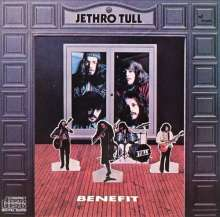 Jethro Tull: Benefit (180g), LP