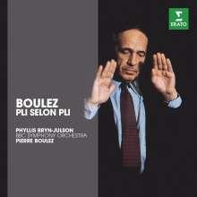 Pierre Boulez (1925-2016): Pli Selon Pli, 2 CDs