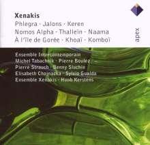 Iannis Xenakis (1922-2001): Phlegra, 2 CDs