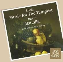 Il Giardino Armonico - Music for the Tempest, CD