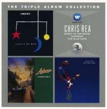 Chris Rea: The Triple Album Collection, 3 CDs