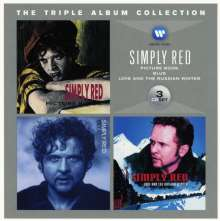 Simply Red: The Triple Album Collection, 3 CDs