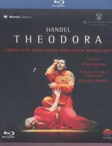 Georg Friedrich Händel (1685-1759): Theodora, Blu-ray Disc