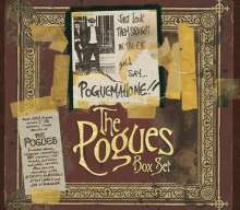 The Pogues: Just Look Them Straight In The Eye And Say...Poguemahone!!, 5 CDs
