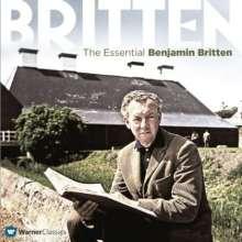 Benjamin Britten (1913-1976): Benjamin Britten  - The Essential Benjamin Britten, 10 CDs und 4 DVDs