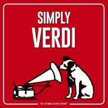 Giuseppe Verdi (1813-1901): Simply Verdi, CD