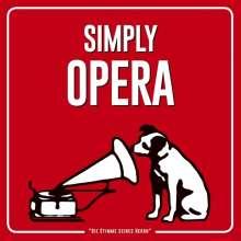 Simply Opera, CD