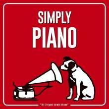 Simply Piano, CD