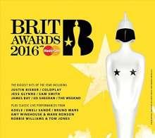 Brit Awards 2016, 3 CDs