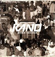 Kano: Made In The Manor, 2 LPs