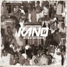 Kano: Made In The Manor, CD