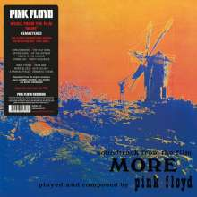 Pink Floyd: More (remastered) (180g), LP