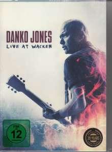 Danko Jones: Live At Wacken, 2 CDs