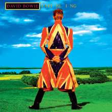 David Bowie (1947-2016): Earthling, CD