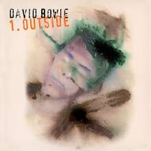 David Bowie: 1. Outside: The Nathan Adler Diaries - A Hyper Cycle, CD