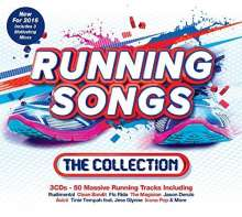 Running Songs: The Collection, 3 CDs