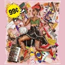 Santigold (ehem. Santogold): 99 Cents, CD