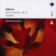 Isaac Albeniz (1860-1909): Iberia (Klavier-Fass.), CD