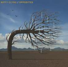 Biffy Clyro: Opposites (Clean), CD