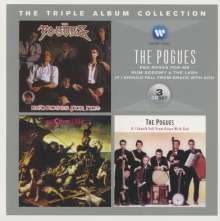 The Pogues: The Triple Album Collection, 3 CDs