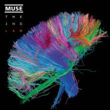 Muse: The 2nd Law, 2 LPs