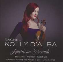 Rachel Kolly D'Alba - French Impressions, CD
