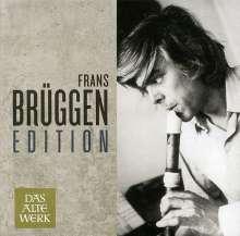 Frans Brüggen Edition, 12 CDs