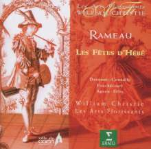 Jean Philippe Rameau (1683-1764): Les Fetes d'Hebe (Ballettkomödie), 2 CDs