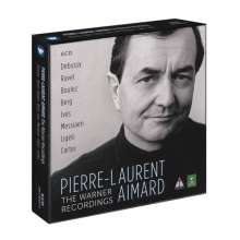 Pierre-Laurent Aimard - The Warner Recordings, 6 CDs